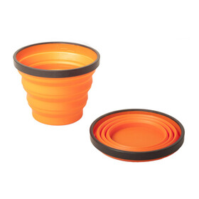 Vaso Sea to Summit X-Cup naranja